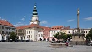 Kratochvíle s barokní hudbou v Arcibiskupském zámku v Kroměříži