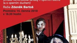 MAŠKARÁDA ČILI FANTOM OPERY - Divadlo Antonína Dvořáka