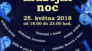 ZVÍŘECÍ MUZEJNÍ NOC v Ústí nad Labem