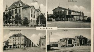 """Komentovaná prohlídka výstavy """"Strašnice...zahrada Prahy, brána armád"""" s autorkou"""