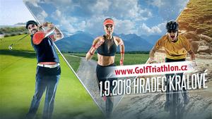 Golf Triathlon 2018 v Hradci Králové