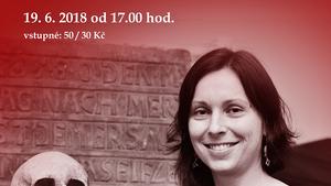 """Výstavou """"Středověké Ústí"""" s Eliškou Wiesnerovou"""