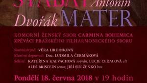 Antonín Dvořák: Stabat Mater