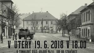 Strašnice … střípky ze života pražské periferie … v Trmalově vile