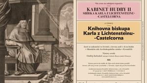 Knihovna biskupa Karla z Lichtensteinu-Castelcorna - Arcidiecézní muzeum Kroměříž