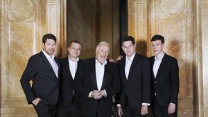 Ivan Klánský a synové - Jubilejní koncert v Rudolfinu