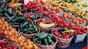 Farmářské trhy 2018 - Benešov