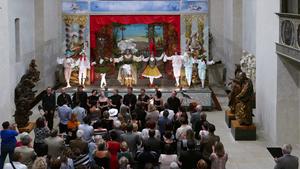 Letní barokní scéna v Chrudimi