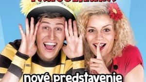 Smejko a Tanculienka - Kuk, ani muk! - Divadlo ABC