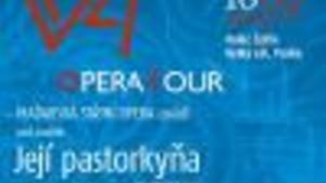 Maďarská státní opera - V4 OPERA TOUR