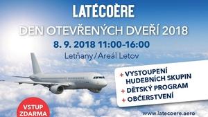 Den otevřených dveří společnosti Latecoere