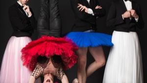 Ballet hommes fatals- divadlo na Vinohradech