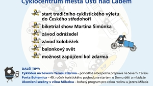 Den bez aut v Ústí nad Labem