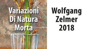 Variazioni Di Natura Morta Wolfganga Zelmera v českobudějovické Galerii Hrozen