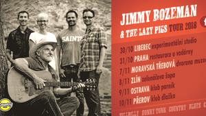 Jimmy Bozeman & the Lazy Pigs - MORAVSKÁ TŘEBOVÁ