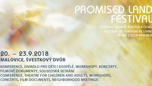 Divadlo Continuo pořádá PROMISED LAND festival – festival cizinců žijících v Česku