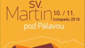 Festival otevřených sklepů – Sv. Martin pod Pálavou