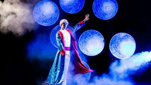 The Little Prince Today - černé divadlo v Divadle Metro
