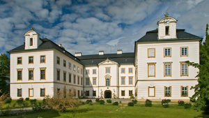 Projekt Městečko z ruky na zámku ve Vizovicích