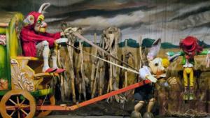 Hurvínek mezi osly - Divadlo Spejbla a Hurvínka