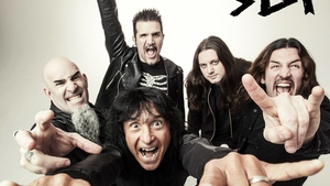Anthrax (USA) - support S.D.I. (GER)