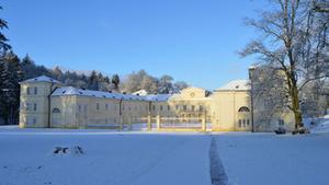 Vánoční prohlídky na státním zámku Kynžvart