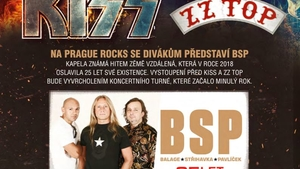 PRAGUE ROCKS 2019/ KISS - ZZ TOP