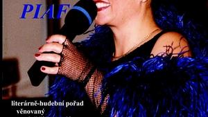 Pocta Edith Piaf - divadlo pro dospělé