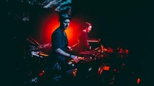 Booka Shade Live / DE, support: DJ Ben Osborne