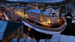 Rozsvícení vánočního stromu 2018 - Karlovy Vary
