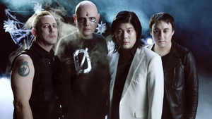 THE SMASHING PUMPKINS ve Foru Karlín