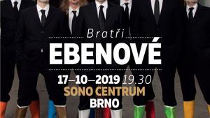 Bratři Ebenové se vrací do Sono Centra