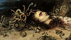 Unikátní srovnání – brněnská i vídeňská Hlava Medusy od Petra Pavla Rubense jsou vystaveny společně