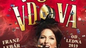 Veselá vdova - Hudební divadlo Karlín