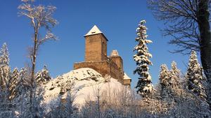 """Zimní prohlídkový okruh """"Život na hradě"""""""