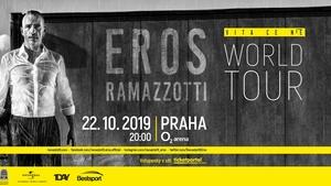 EROS RAMAZZOTTI v O2 arena Praha
