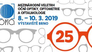 Veletrh OPTA - novinky oborů oční optiky, optometrie a oftalmologie!
