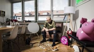 Jak bydlí celebrity - nová výstava fotografa Matěje Derecka Harda