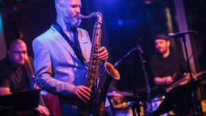 Jazz klub Tvrz: Cyrille Oswald trio
