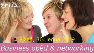 Business oběd pro podnikající ženy v Plzni