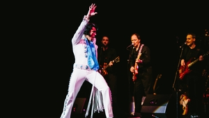 One Night Of Elvis /UK/ poprvé v Brně
