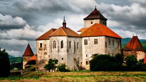 Folkový recitál Vojty Kiďáka Tomáška na hradě Švihov