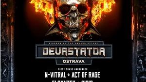 Devastator Hall dorazí v dubnu poprvé do Ostravy