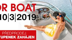 FOR BOAT 2019 - Výstaviště PVA EXPO Letňany