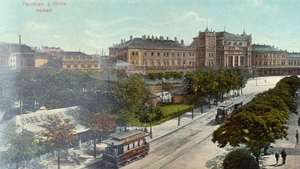 100 let Velkého Brna / 12. 7. až 11. 8. (Křížová chodba Nové radnice)