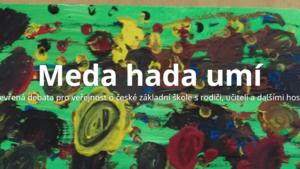 Meda hada umí - Divadlo Kampa