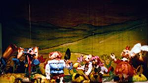 Hurvínkova cesta do Tramtárie - Divadlo Spejbla a Hurvínka