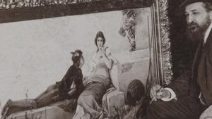 """Výstava Emil Pirchan: """"Malerfürst"""" brněnské okružní třídy"""