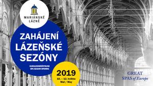 Slavnostní koncert k zahájení lázeňské sezóny v Mariánských Lázních