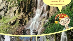 Přednáška Vodopády na Ústecku
